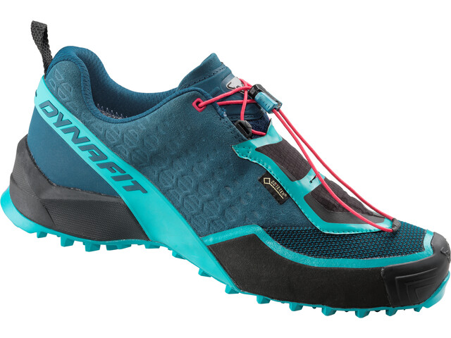 Dynafit Speed Mountain GTX Shoes Women, poseidon/silvretta